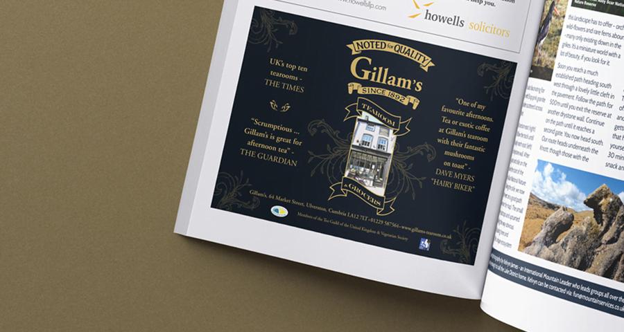Gillams Tearoom