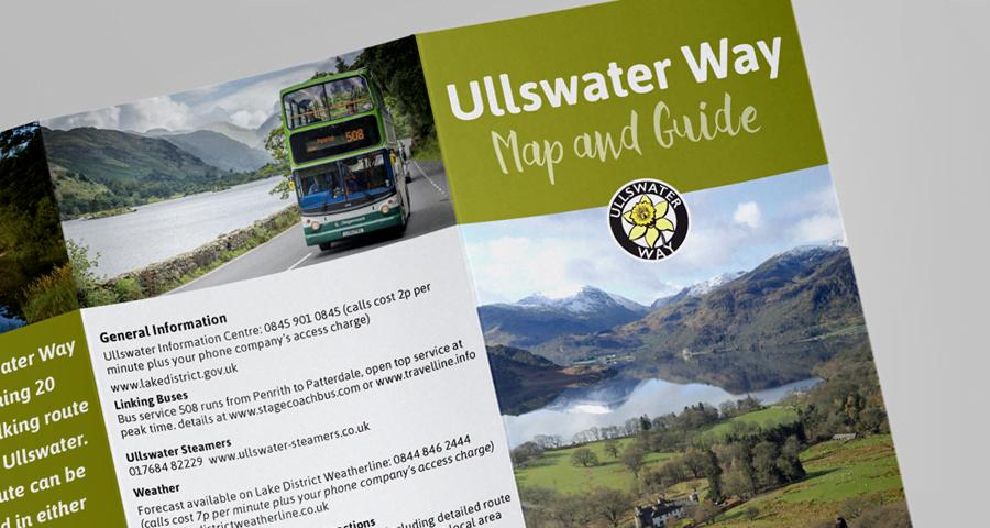 Ullswater leaflet