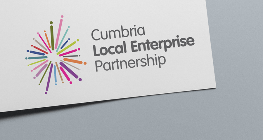 Cumbria Local Enterprise Partnership identity