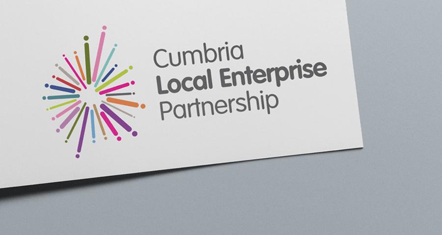 Cumbria Local Enterprise Partnership identity