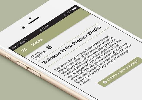 James Cropper app