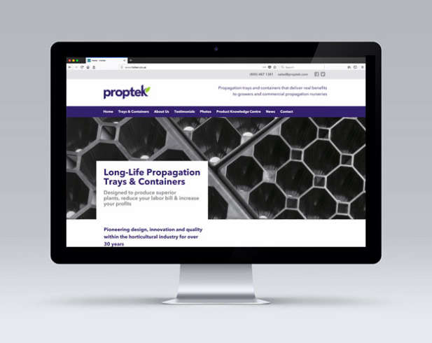 Proptek website