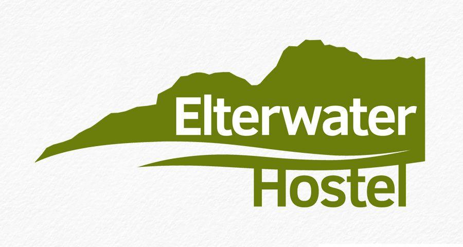 Elterwater Hostel identity design