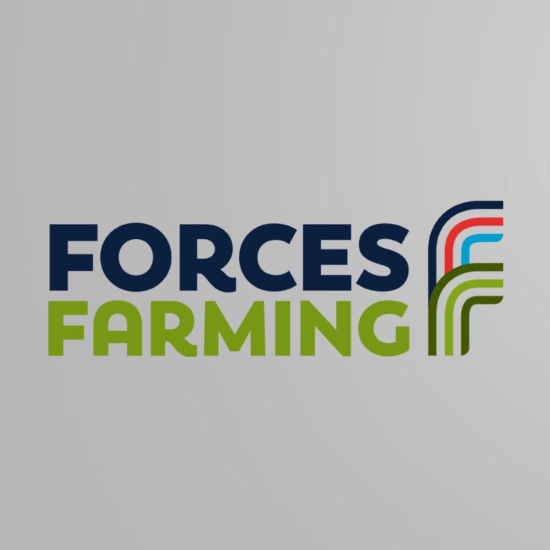 Forces Farming identity design