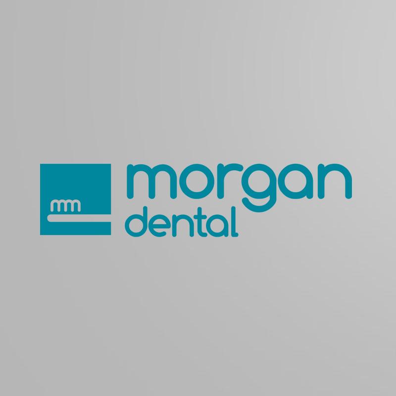 Morgan Dental identity design