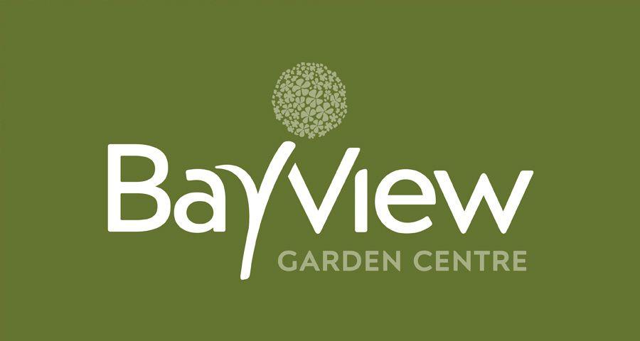 Bayview Garden Centre identity design
