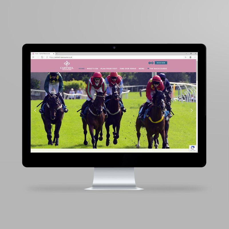 Cartmel Racecourse website