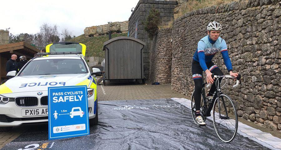 Cumbria Police print design
