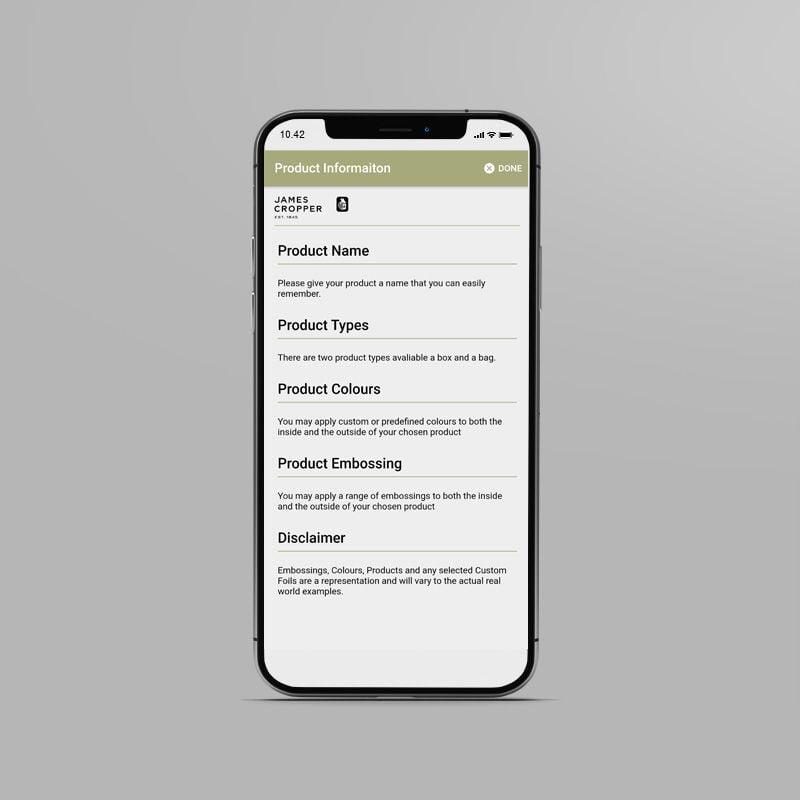 James Cropper PLC app