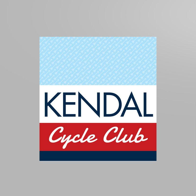 Kendal Cycle Club identity design