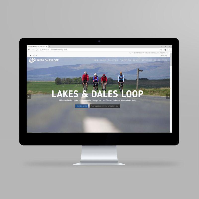 Lakes and Dales Loop website