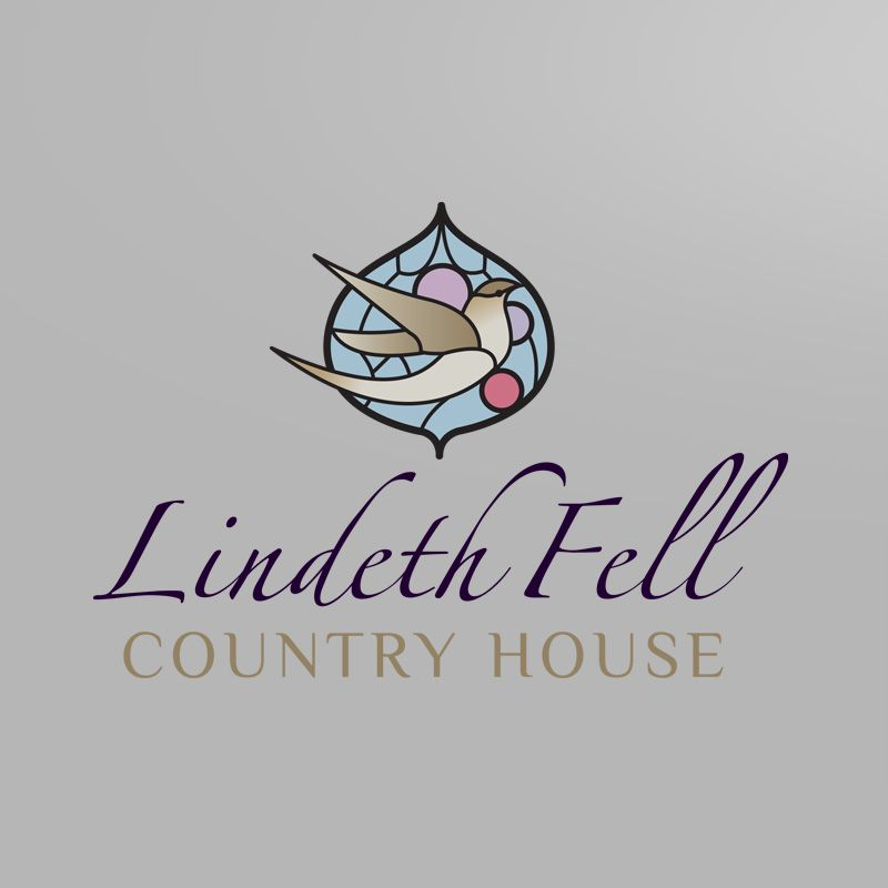 Lindeth Fell Country House identity design