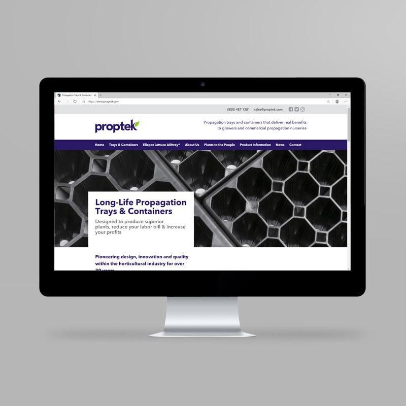 Proptek- website