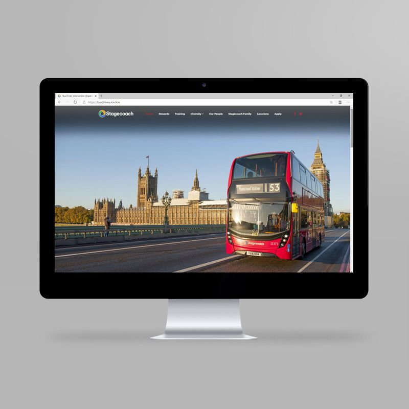 Stagecoach London website
