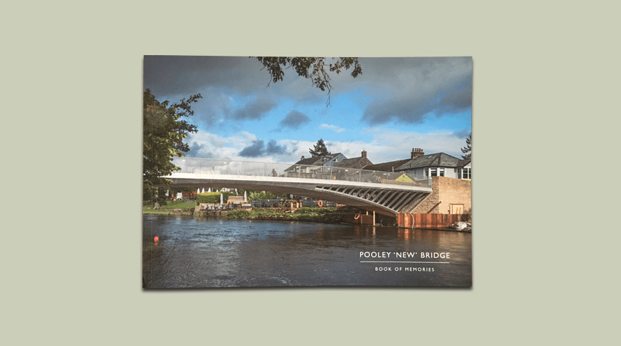 Pooley 'New' Bridge Book of Memories