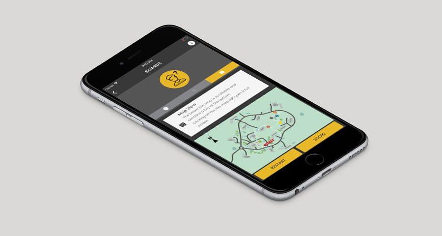 Westlakes STEAM Trail app