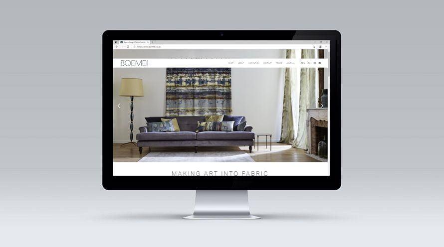 Boeme website