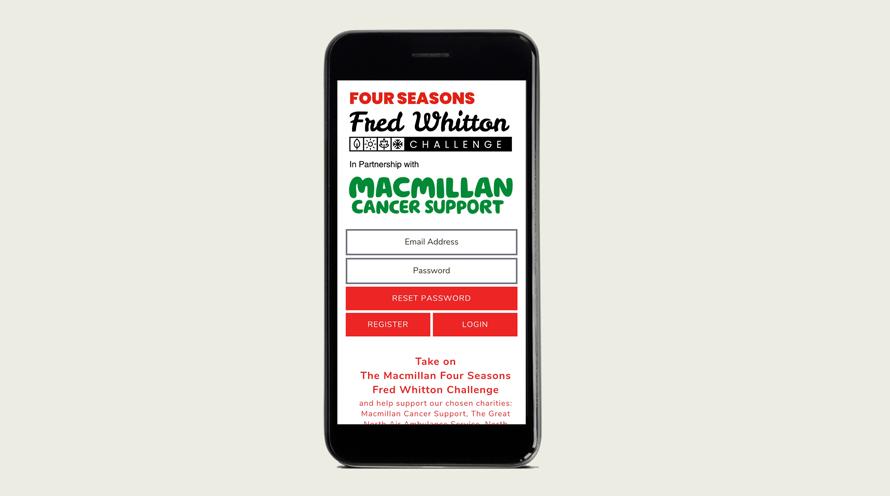 Fred Whitton Challenge app