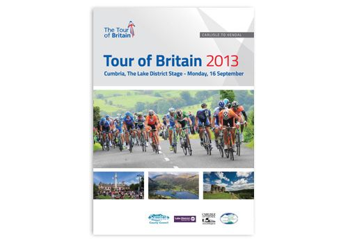 Tour of Britain, Stage 2 Sponsors
