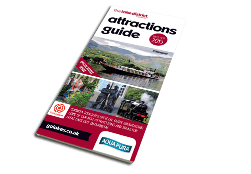 2015 Attraction Guide