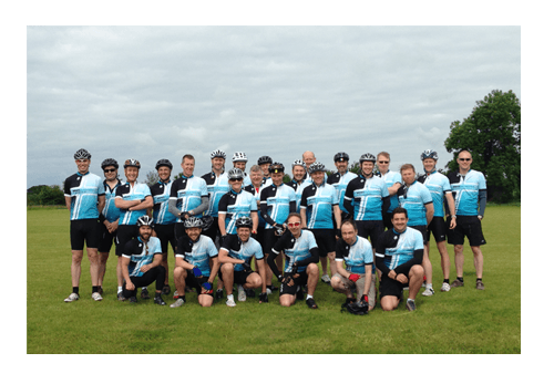 Banks Group - corporate cycle ride