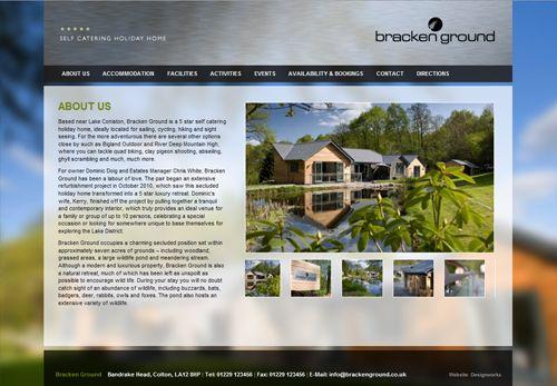 Bracken Ground Website