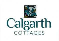 Calgarth Cottages - visual identity