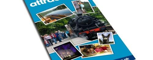 Cumbria Tourism - Best of Lakeland leaflet