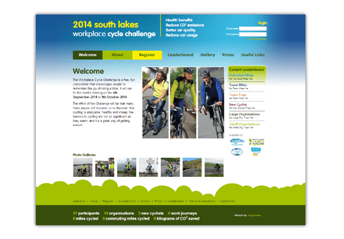 South Lakes Cycle Challenge