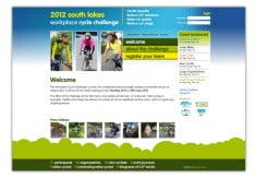 Cycle Challenge Website