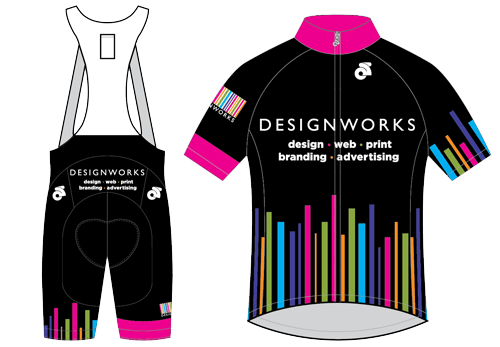 Cycling kit design