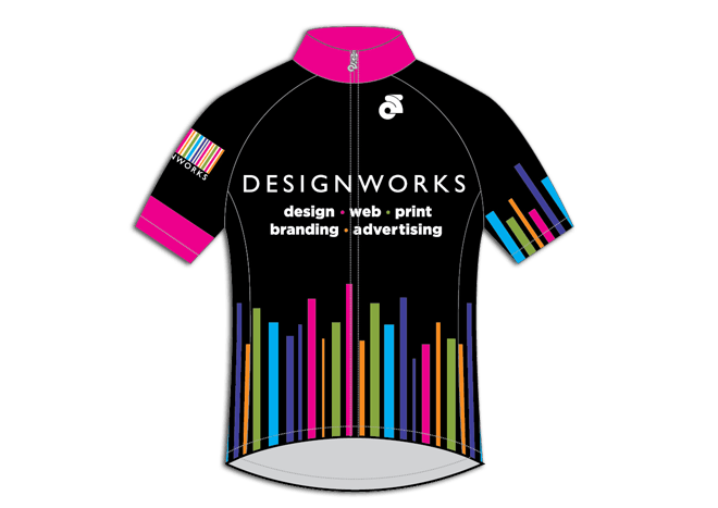 Cycling Kit Design for Designworks