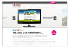 Designworks website