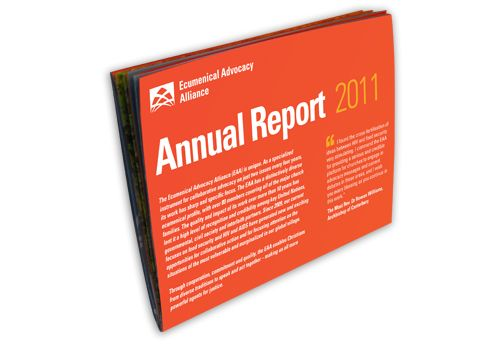 EAA annual report