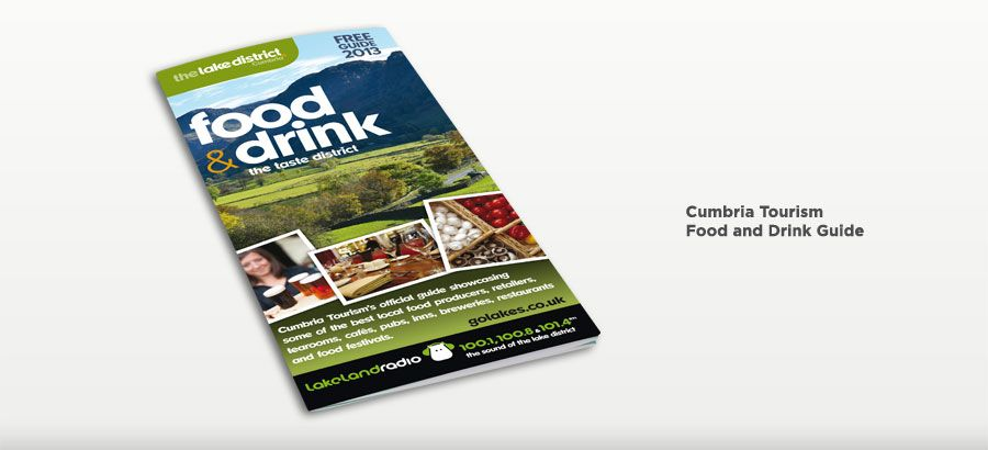 Cumbria Tourism - Food and Drink Guide