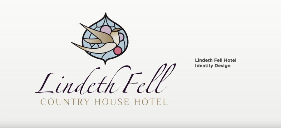 Lindeth Fell Hotel - Identity Design