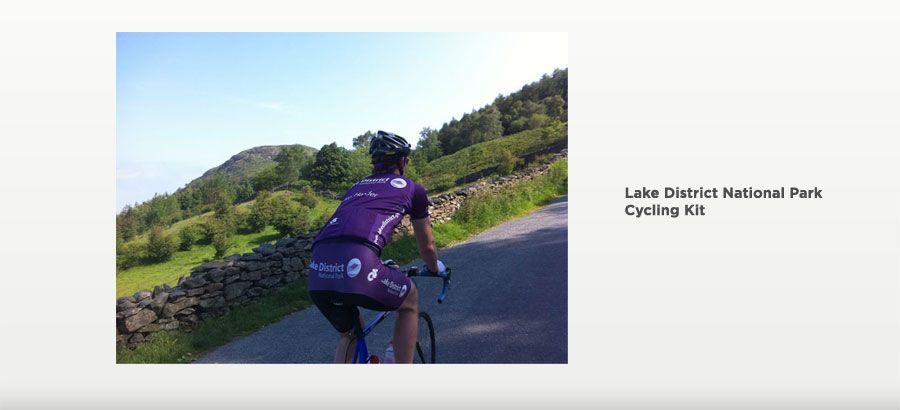 Lake District National Park - Cycling Kit