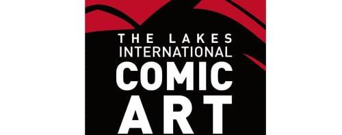The Lakes International Comic Art Festival