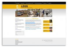 The Livestock Emergency Guidelines and Standards WordPress website