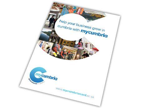 MyCumbria - Branding