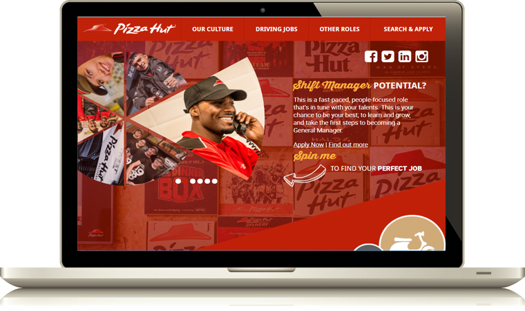 pizza hut information system This statistic shows the average sale per unit of pizza hut in the united states from 2006 to 2016 in 2016, pizza hut's average sales per unit reached 740 thousand u.