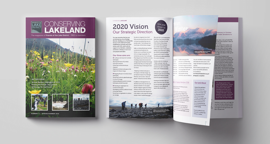Friends of the Lake District magazine